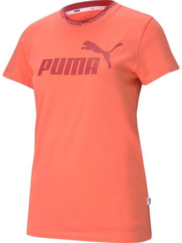 "Puma Shirt ""Amplified Graphic"" oranje"