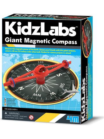 "4M Zestaw budowlany ""Giant Magnetic Compass"" - 5+"