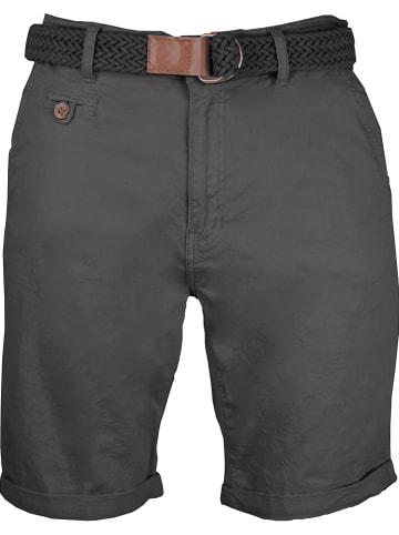 "INDICODE Short ""Conor"" - regular fit - grijs"