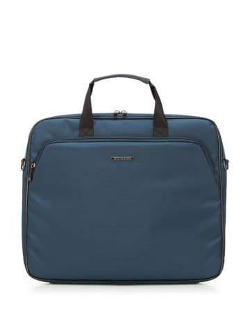 Wittchen Torba w kolorze niebieskim na laptopa - (S)45 x (W)37 x (G)7 cm