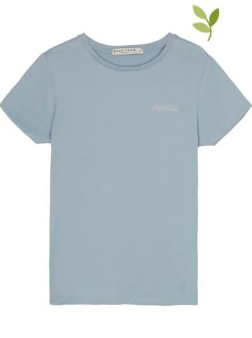 Polo Club Koszulka w kolorze błękitnym