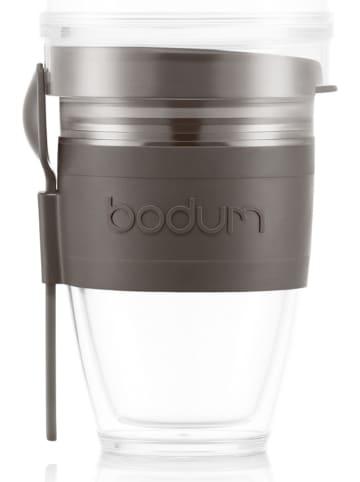 "Bodum Mueslibeker ""Joycup"" zwart - 250 ml"