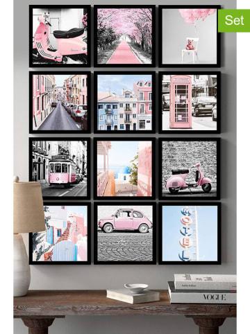 Magenta Home Obraz (12 szt.)  - (S)15 x (W)15 cm