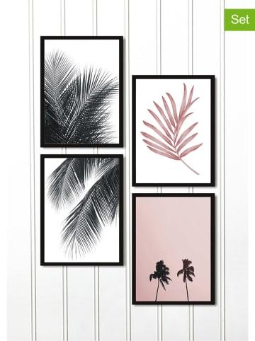 Magenta Home Obraz (4 szt.)  - (S)15 x (W)20 cm