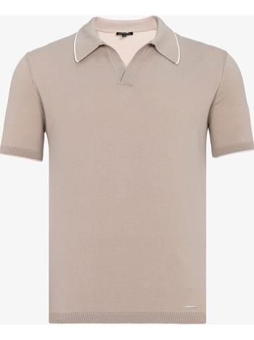 "Boris Becker Poloshirt ""Retu"" beige"