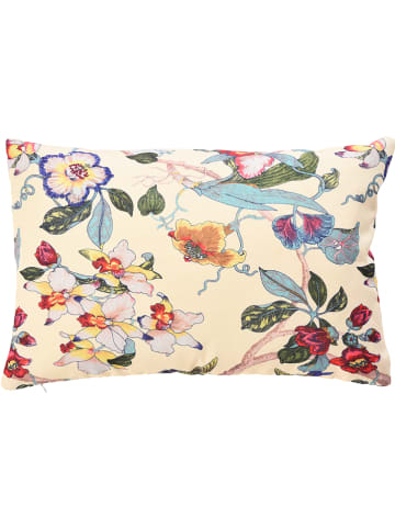 """Depot Poszewka """"Orchideen"""" ze wzorem na poduszkę - 60 x 40 cm"""