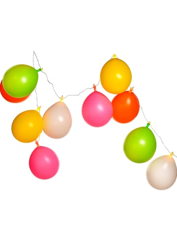 "Depot Kolorowy łańcuch świetlny LED ""Ballon"" - dł. 180 cm"