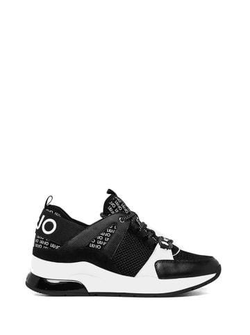 Liu Jo Sneakersy w kolorze czarnym
