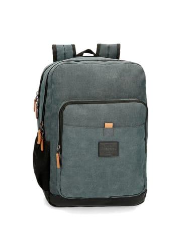 Pepe Jeans Plecak w kolorze szarym - (S)30 x (W)44 x (G)15 cm