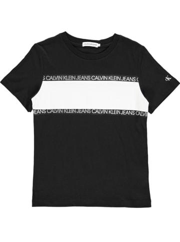 Calvin Klein Koszulka w kolorze czarnym
