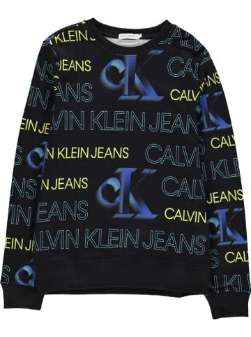 Calvin Klein Sweatshirt donkerblauw