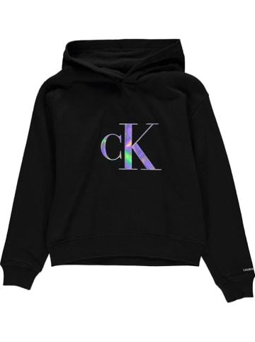Calvin Klein Bluza w kolorze czarnym