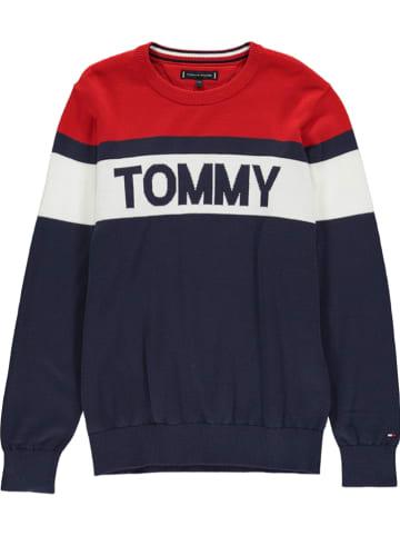Tommy Hilfiger Trui donkerblauw