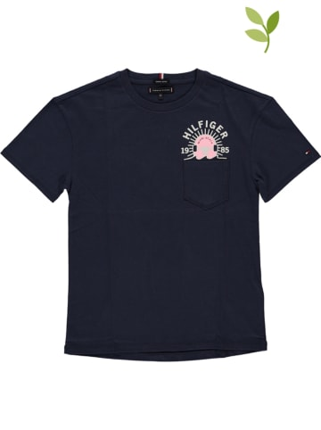 Tommy Hilfiger Shirt donkerblauw