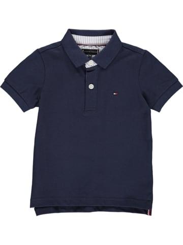 Tommy Hilfiger Poloshirt donkerblauw