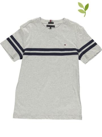 Tommy Hilfiger Koszulka w kolorze szarym