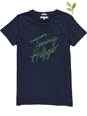 Tommy Hilfiger Koszulka w kolorze granatowym
