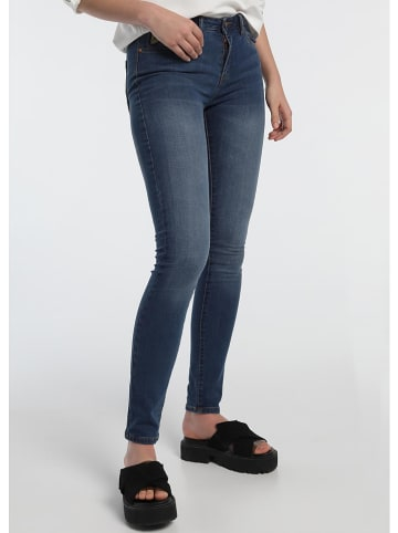 """Lois Dżinsy """"Aline"""" - Skinny fit - w kolorze niebieskim"""