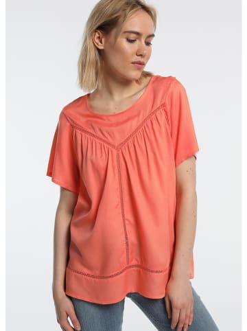 """Lois Bluzka """"Kaela"""" w kolorze pomarańczowym"""