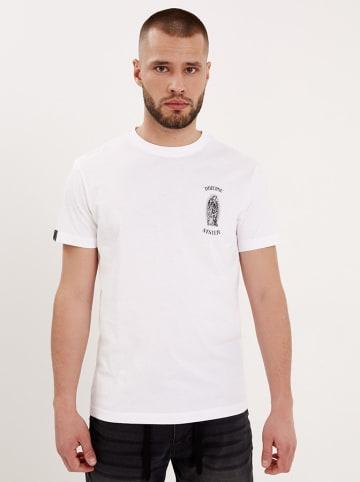 Diverse T-shirt w kolorze białym