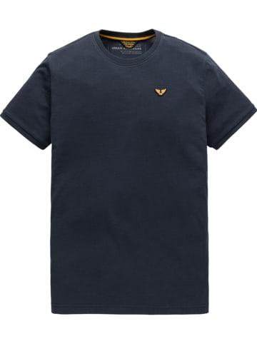 PME Legend Shirt donkerblauw