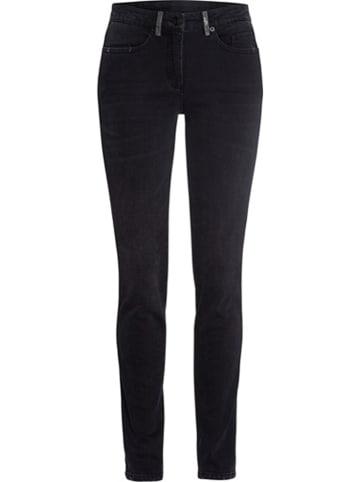 Marc Aurel Dżinsy - Slim fit - w kolorze czarnym