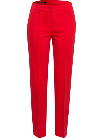 Marc Aurel Spodnie w kolorze czerwonym