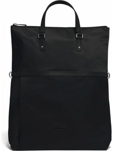 Lipault Rugzak zwart - (B)42 x (H)34 x (D)13 cm