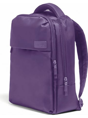 Lipault Plecak w kolorze fioletowym - 28 x 43 x 15 cm