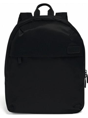 Lipault Rugzak zwart - (B)31 x (H)39 x (D)12 cm