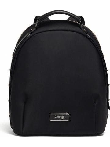 Lipault Plecak w kolorze czarnym - 26 x 32 x 13,5 cm