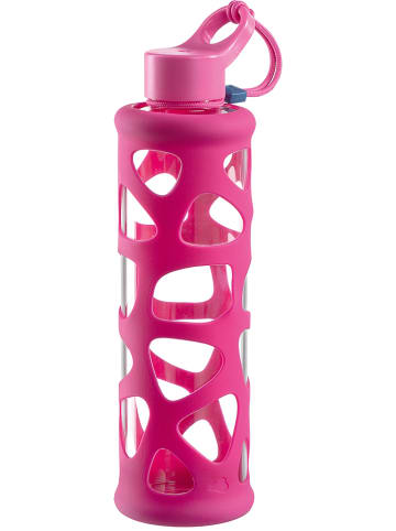"LEONARDO Drinkfles ""In Giro"" roze - 700 ml"