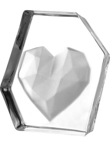 """LEONARDO Decoratief object """"Emozione"""" - (B)14,7 x (H)11,7 x (D)2,5 cm"""