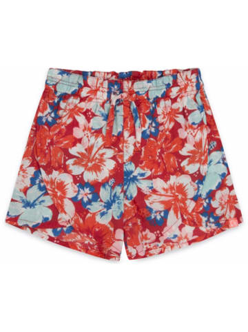 Canada House Shorts in Rot