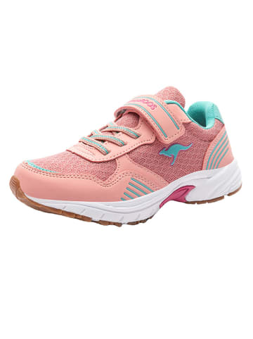 """Kangaroos Sneakersy """"K-Ni Miro"""" w kolorze jasnoróżowym"""
