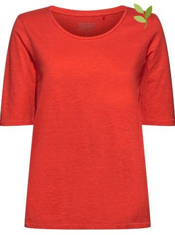 ESPRIT Shirt rood