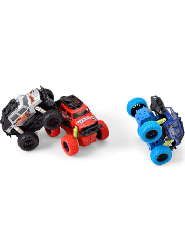Magni Monster truck (produkt niespodzianka) - 3+