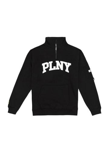 """PLNY Bluza """"PLNY Stanford"""" w kolorze czarnym"""