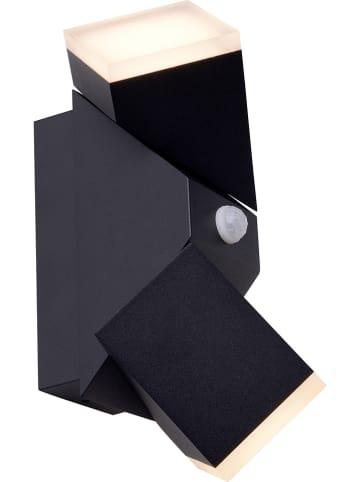 Näve Lampa zewnętrzna LED w kolorze czarnym - 9,5 x 22 cm