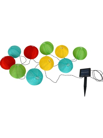 Näve Kolorowa solarna girlanda LED - dł. 300 cm