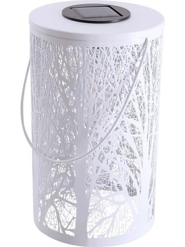 Näve Dekoracyjna lampa solarna LED w kolorze białym - wys. 20 cm