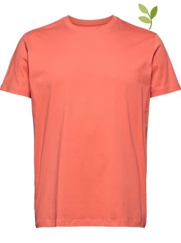 ESPRIT Koszulka w kolorze czerwonym