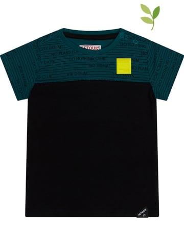 """Retour Shirt """"Sen"""" in Schwarz"""