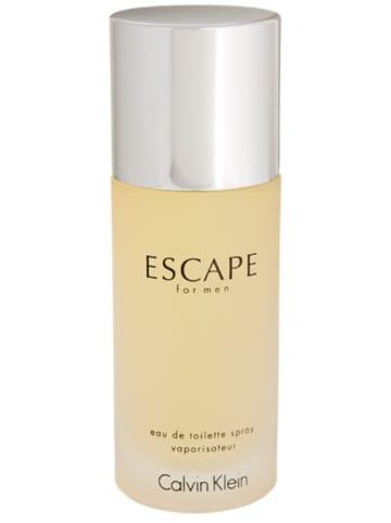 Calvin Klein Escape - EdT, 100 ml