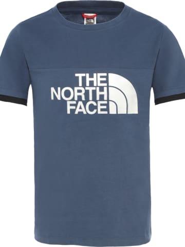 """The North Face Koszulka """"Rafiki"""" w kolorze niebieskim"""