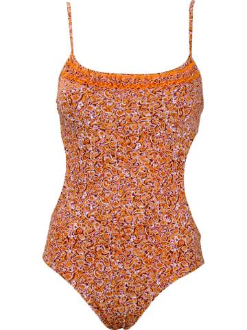 Redpoint Badeanzug in Orange