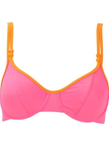 Redpoint Biustonosz bikini w kolorze różowym