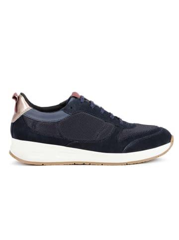 "Geox Sneakers ""Bulmya"" donkerblauw"