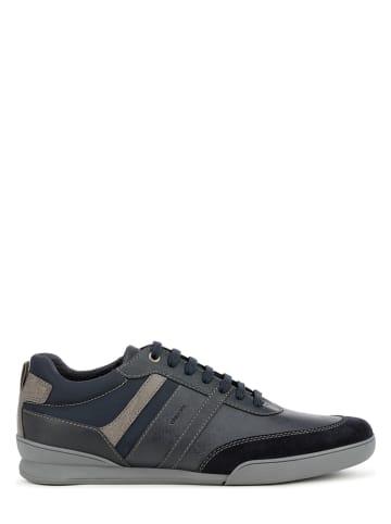 """Geox Sneakers """"Kristof"""" in Dunkelblau"""