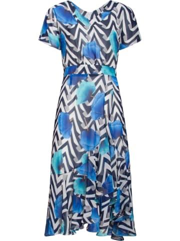 Smashed Lemon Sukienka w kolorze niebiesko-białym